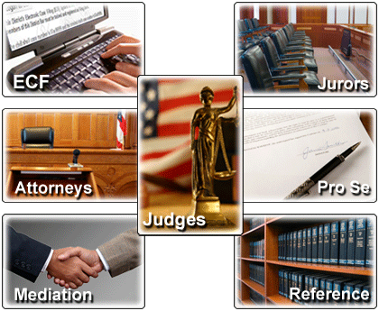Official Website for the United States District Court for